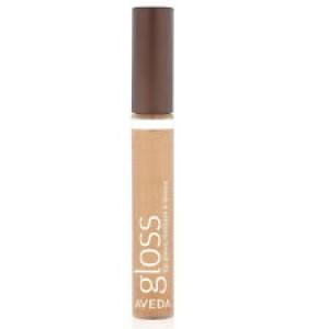 Lip Gloss Topper: Gold Shimmer