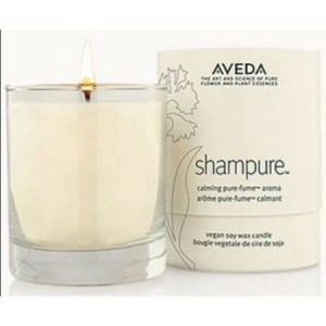 Shampure Soy Candle